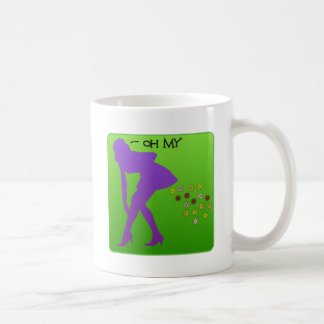Pretty Fart Coffee Mug