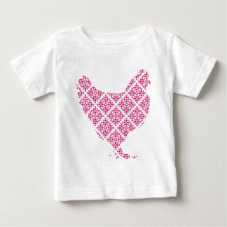 Pretty feminine chicken t-shirts