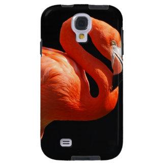 Pretty Flamingo Galaxy S4 Case