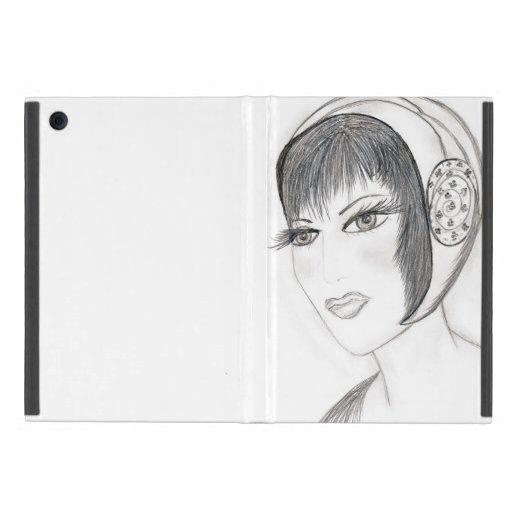 Pretty Flapper iPad Mini Cases