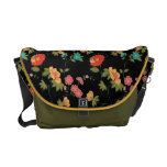 Pretty Floral Commuter Bags