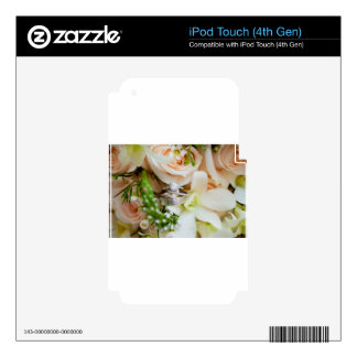 pretty-floral-dc-wedding-ring-shot-Rebekah-Hoyt-Ph Decal For iPod Touch 4G