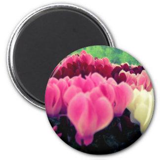 Pretty floral magnet