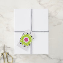 Pretty Floral Paisley Personalized Gift Tags