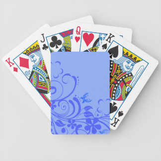 Pretty Floral Playing Cards