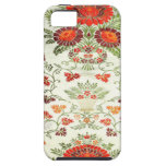 Pretty floral print iPhone 5 cases