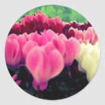 Pretty floral sticker