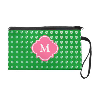 Pretty Floral Wristlet Gift for Her