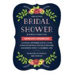 Pretty Florals   Bridal Shower Invitation