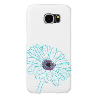 Pretty Flower Samsong Galoxy S6 Design Samsung Galaxy S6 Cases