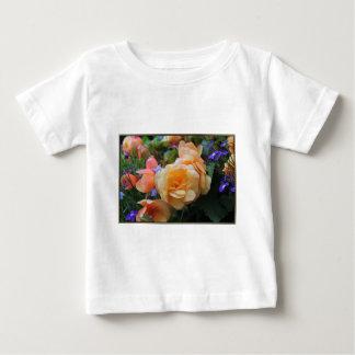 Pretty Flowers. Baby T-Shirt