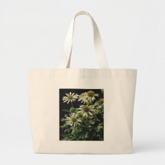 Pretty Flowers Canvas Bags