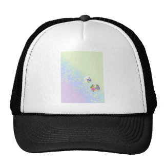 Pretty Flowers Trucker Hat