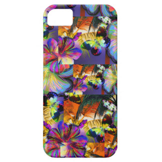 pretty flowers iPhone 5 case