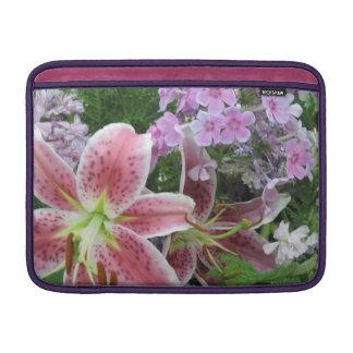 Pretty Flowers Macbook Air Sleeve