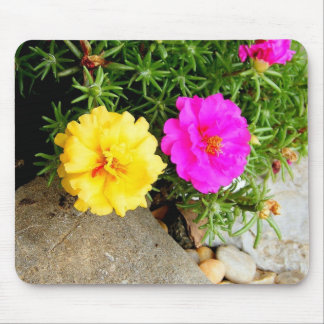 Pretty Flowers Mouse Pad