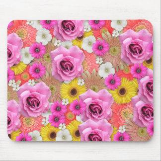 Pretty Flowers Mousepad