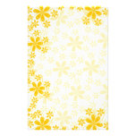 Pretty Flowers Stationery-Floral