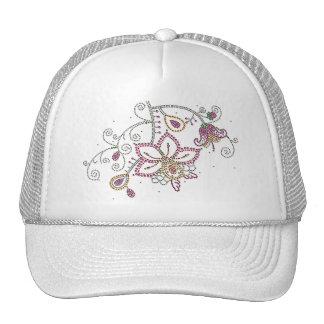 Pretty Flowers Trucker Hat