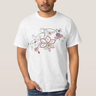 Pretty Flowers Value T T-Shirt