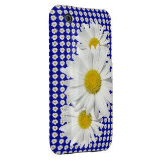 Pretty Fresh Daisy Crush iPhone 3 Case-Mate Cases