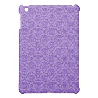 pretty funky vintage Art Nouveau wallpaper floral iPad Mini Cover