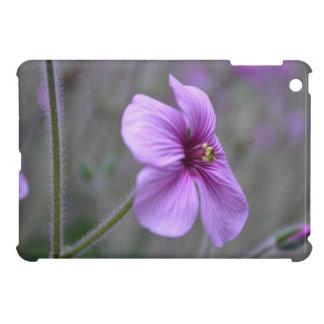 Pretty Geranium Cover For The iPad Mini