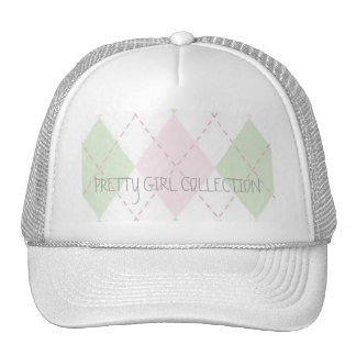 PRETTY GIRL COLLECTION TRUCKER HAT