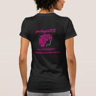 Pretty Girl Extensions T-shirt