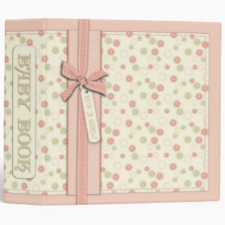 Pretty Girl Floral 2.0 Binder