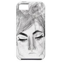 Pretty Girl Iphone 5 case
