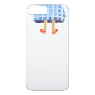 PRETTY GIRL iPhone 7 PLUS CASE