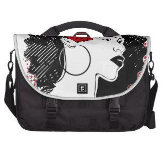 Pretty Girl Laptop Bags