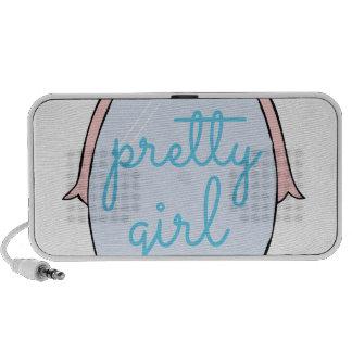Pretty Girl Mini Speaker