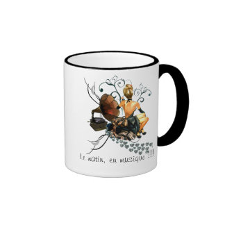 Pretty Girl. Coffee Mugs