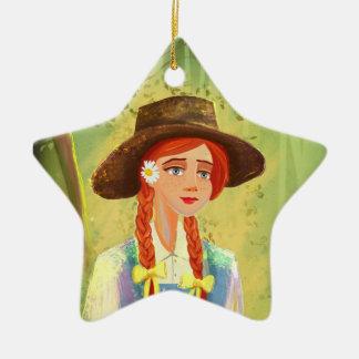 Pretty girl Ornament