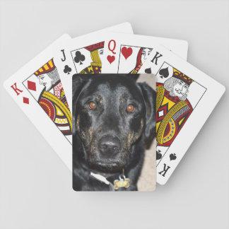 Pretty Girl Splash Poker Cards
