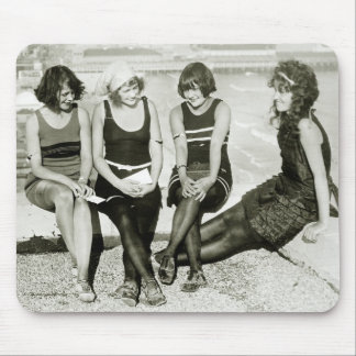 Pretty Girls, 1920s Mouse Pads