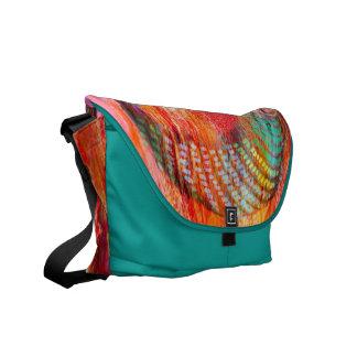 Pretty girls '  bag commuter bag