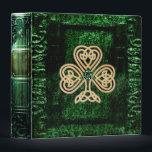 "Pretty Green Celtic Ancient Tome Magic Book Binder<br><div class=""desc"">.</div>"