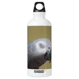 Pretty Grey Parrot SIGG Traveler 0.6L Water Bottle