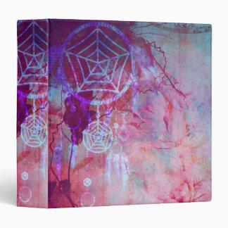 Pretty Grunge Dreamcatcher Design Binder