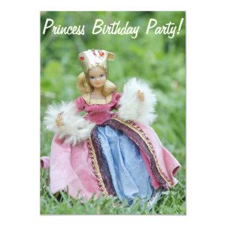 Pretty Happy Birthday Beautiful Princess Card