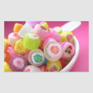 Pretty Hard candy pink stickers