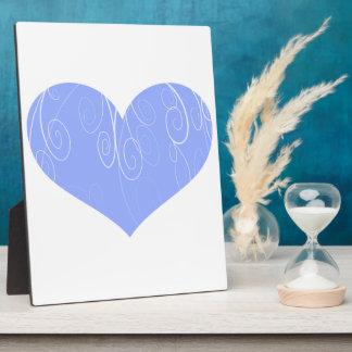 Pretty Hearts Plaque