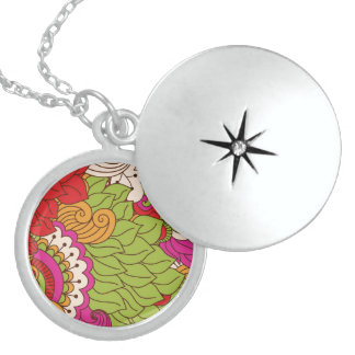 Pretty Honest Easygoing Trusting Round Locket Necklace