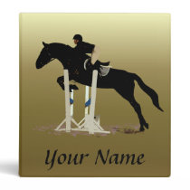 Pretty Horse Jumper Binder