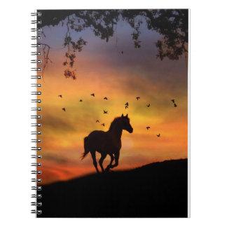 Pretty Horse Notebook