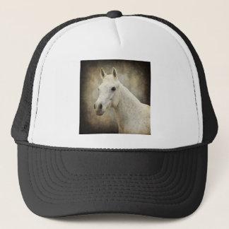 Pretty in Gray Trucker Hat