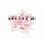 Pretty In Ink Postcard